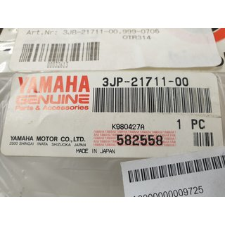 Original Yamaha Seitendeckel links VMAX 1200 3JP-21711-00